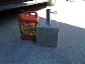Tent concrete base for Sale in Bell Gardens, CA