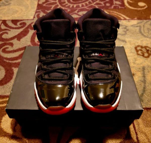 size 40 ece8f 52f24 Air Jordan 11 Bred Mens Size 7 for Sale in Las Vegas, NV - OfferUp