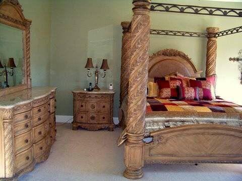 Ashley Furniture Canopy Bedroom Set For, Ashley Furniture South Coast Bedroom Set