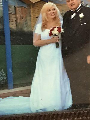 Wedding Dress (David's Bridal) for Sale in Dallas, TX