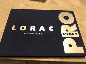 Lorac mega pro 2 eyeshadow palette brand new for Sale in Aldie, VA
