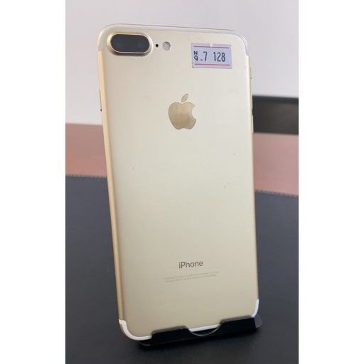 Iphone 7 Plus 128 GB Unlocked Good Condition With Warranty