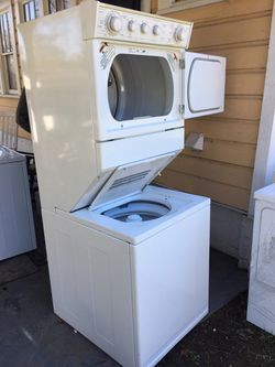 Whirlpool THIN TWIN Stacking Washer / Dryer Thumbnail
