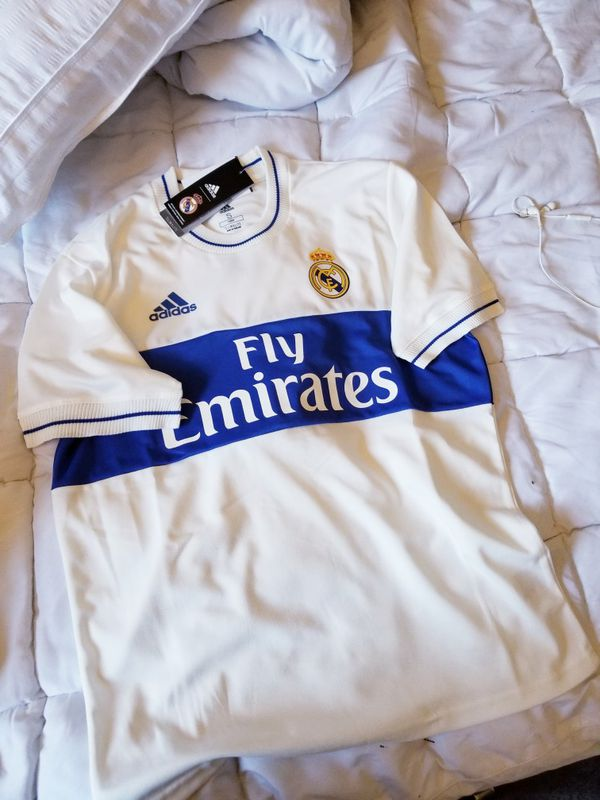 7632e500f44 Real Madrid Icon Jersey Adidas for Sale in San Leandro
