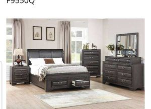 Photo BRAND NEW QUEEN SIZE BED FRAME ADD MATTRESS AVAILABLE USA MEXICO FURNITURE