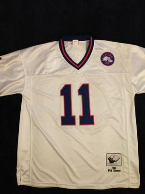 Phil Simms New York Giants Jersey XL for Sale in Atlanta, GA