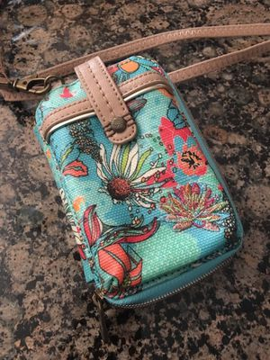 Used, Sakroots Wallet for sale  Louisburg, KS