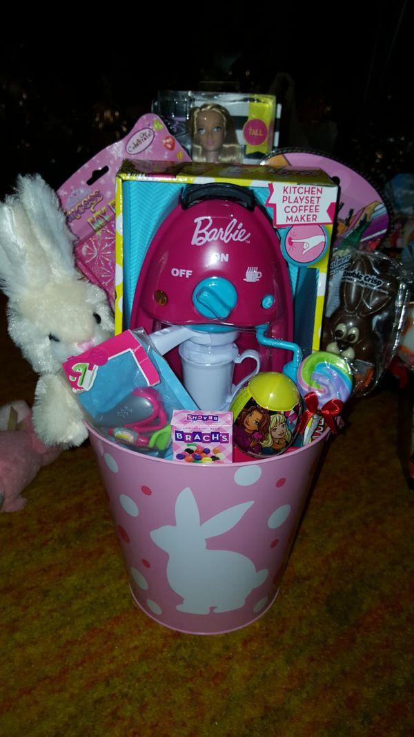 Barbie Easter basket. Spokane ...