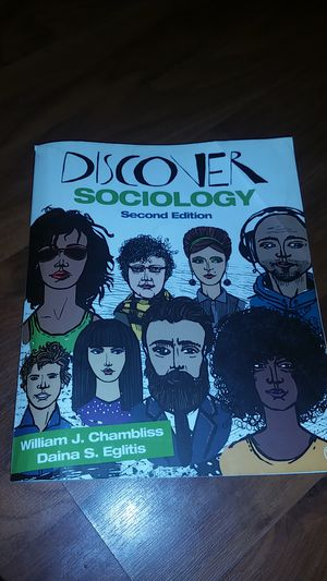 Sociology book for Sale in CO, US