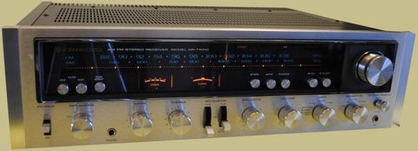 Kenwood audiophile KR-7600 Receiver for Sale in Cupertino, CA - OfferUp