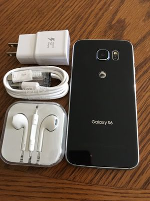 Unlocked Samsung Galaxy S6,excellent condition for Sale in Annandale, VA