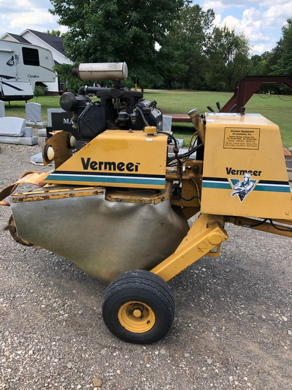 Vermeer Stump Grinder For Sale >> Vermeer Stump Grinder For Sale In Lavaca Ar Offerup