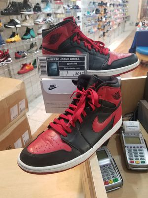 Air Jordan 1 DMP Bred Size 10.5 for Sale in Silver Spring, MD