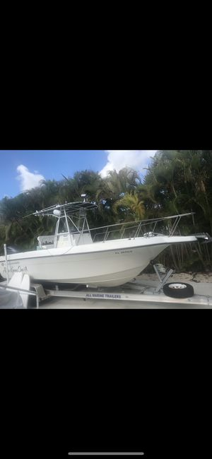 Photo Hydra sport 23 center console