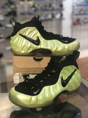 Electric green foams size 8 for Sale in Silver Spring, MD
