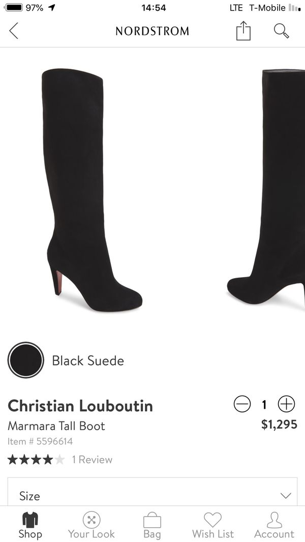 online store 094d6 1e643 Christian Louboutin Shoes for Sale in Ocala, FL - OfferUp