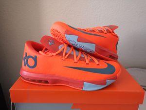2bf0b3f9d68 Nike kd 4 thunderstruck basketball shoe for Sale in Fremont