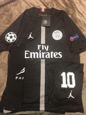PSG third Away Neymar # 10 Men's Men's Jersey kits for Sale in Silver Spring, MD