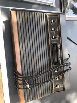 Classic Atari 2600 - parts Thumbnail