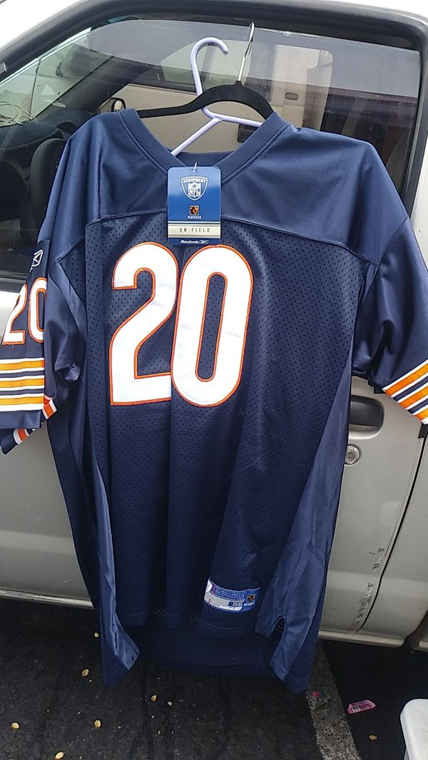 pretty nice f4564 597df Vintage Chicago bears Jersey size XXXL new authentic Reebok on field for  Sale in Bloomington, CA - OfferUp