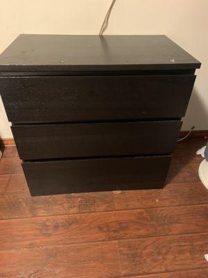 Photo Ikea malm 3 door dresser