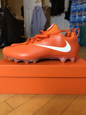 Nike Untouchable Vapor Men Size 11.5 Football Cleats for Sale in Rockville, MD