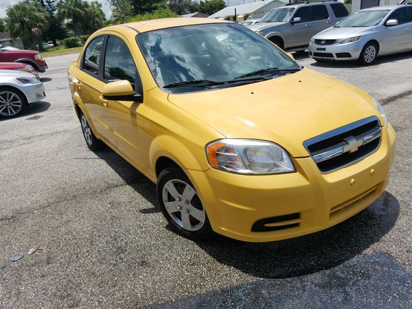 2011 Chevrolet Aveo Clean Title Cash Only 4200 For Sale In Greenacres