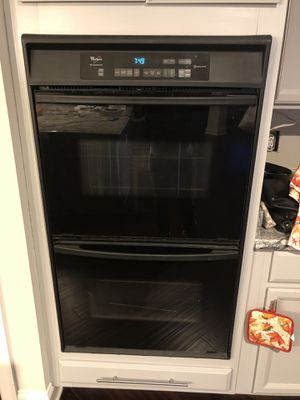 Double Wall Oven! Works great! 495.00 for Sale in Bowie, MD
