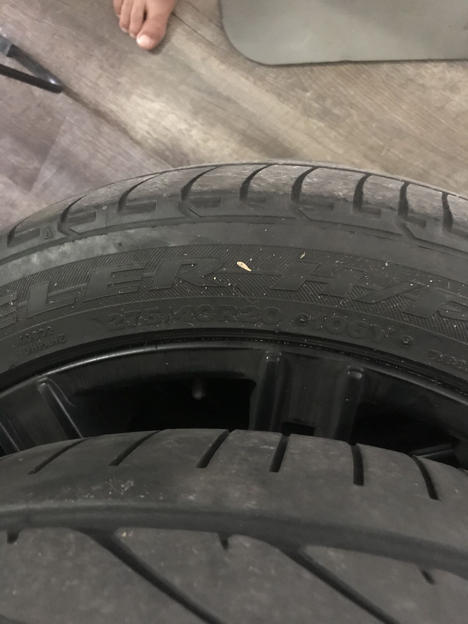 BMW X5 Milanni Rims + Tubeless Tires