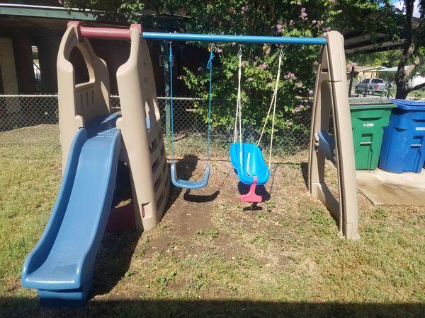 Step 2 Swing Set For Sale In San Antonio Tx Offerup