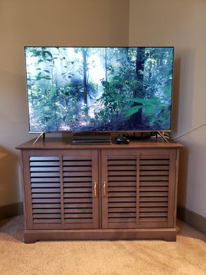 """Samsung 49"""" 4k LED UHD with High Dynamic range for Sale in Seattle, WA"""