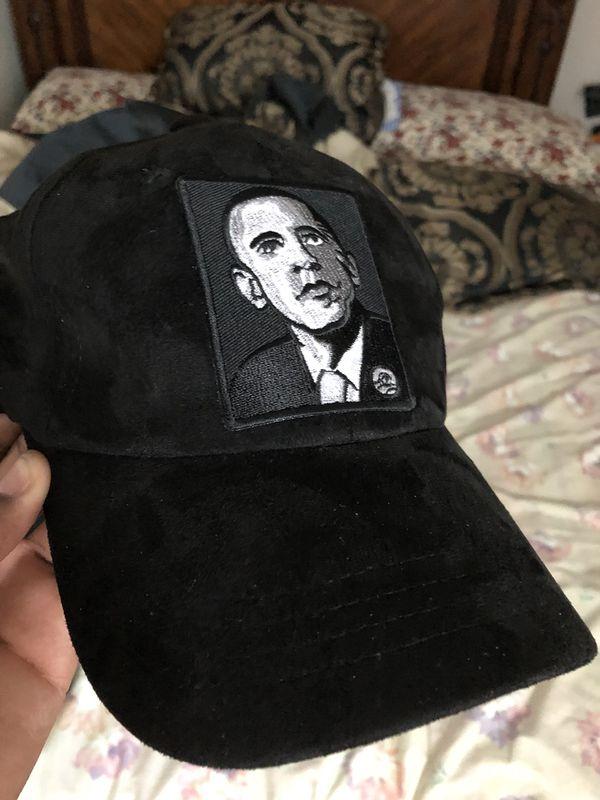 Barack Obama Dad Hat (Clothing   Shoes) in Newark bd1021965aba