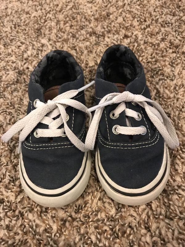 Toddler Vans size 5.5 for Sale in Lacey 6a9a0d965