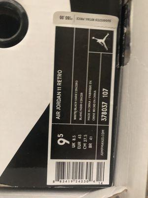 Concord 11s size 9 1/2 for Sale in Alexandria, VA
