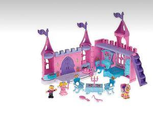 Photo Little People Dance n Twirl Castle Set