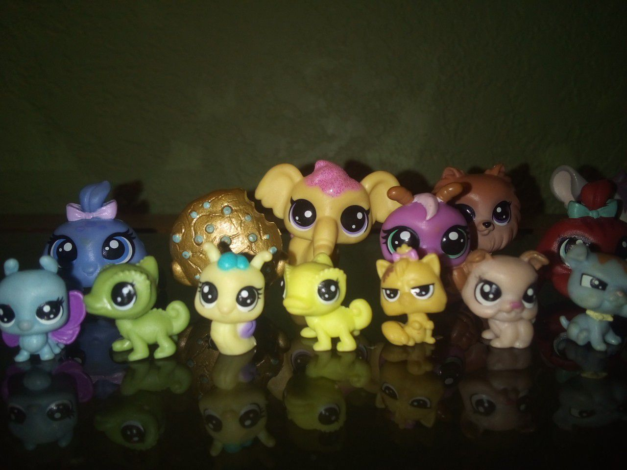 Small lps toys