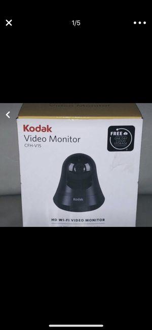 Kodak video monitor HD WiFi for Sale in Frederick, MD