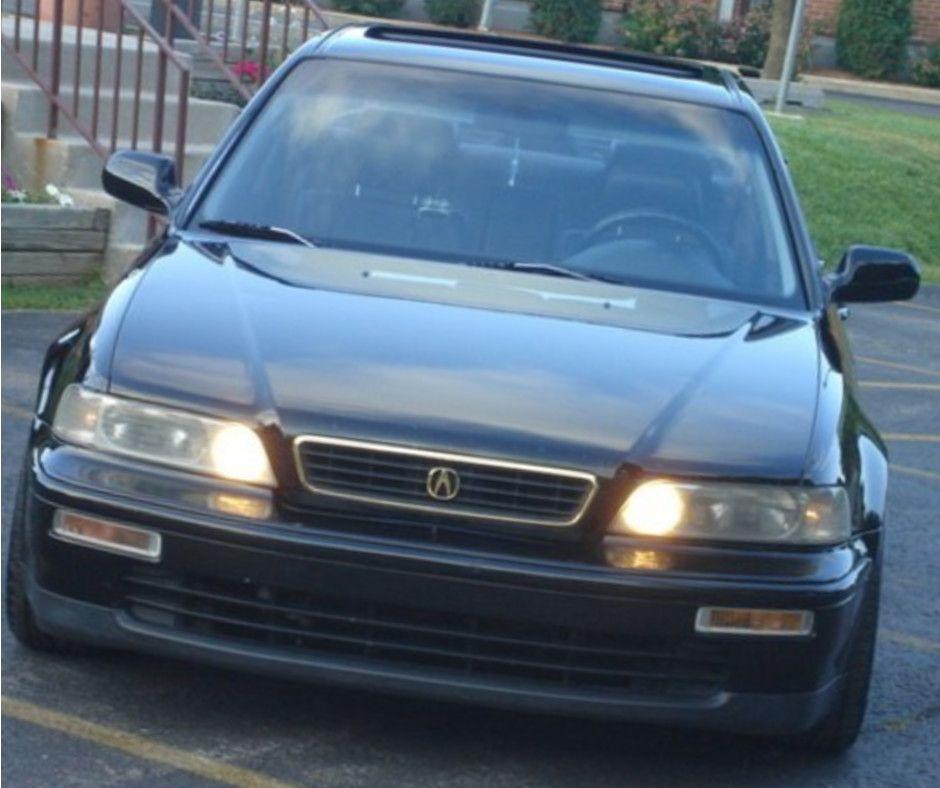Photo LEGEND 1995 Acura vcc