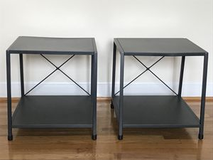 CB2 Nightstands/End Tables for Sale in Alexandria, VA