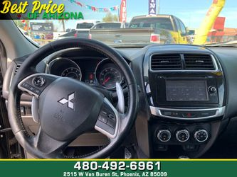 2015 Mitsubishi Outlander Sport Thumbnail