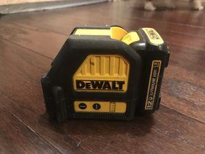 Dewalt laser for Sale in Washington, DC