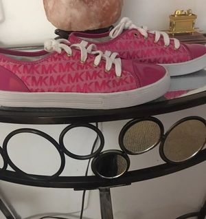 Pink Michael kors shoes for Sale in Falls Church, VA