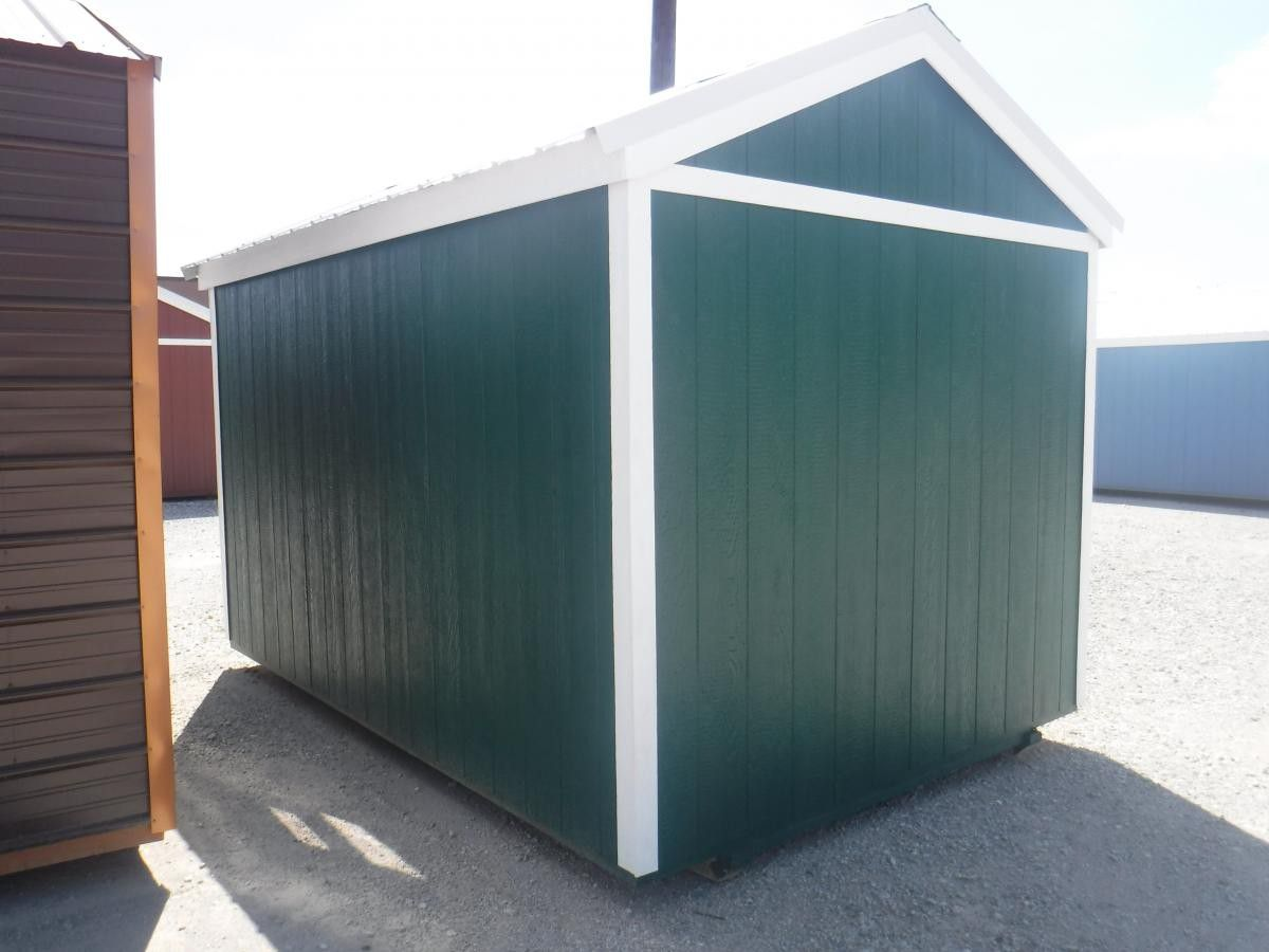 8x12 utility shed