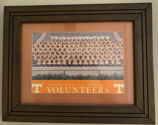 1999 Tennessee Volunteers Football Team Photo