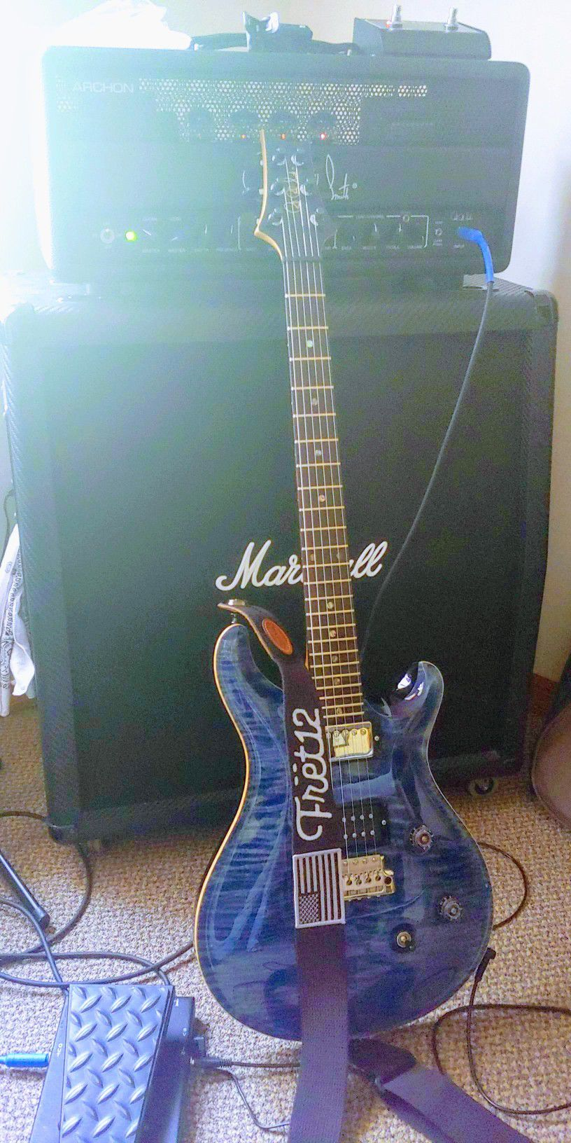 Prs 1997 Pase I Tuners