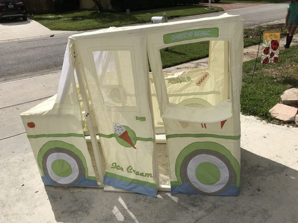 Swell 2 Pottery Barn Kids Playhouses And Frame For Sale In Lake Worth Fl Offerup Best Image Libraries Sapebelowcountryjoecom