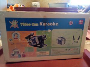 Video Cam Karaoke Player for Sale in Verona, VA