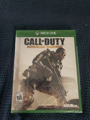 Call of Duty Advanced Warfare (Still In Plastic) for Sale in Boston, MA