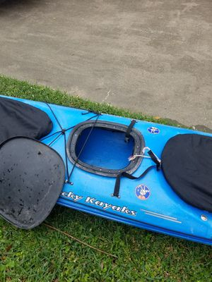 necky amaruk kayak tandem sale or trade $900 for Sale in Houston, TX -  OfferUp