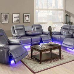 3pc Living Room Set  Thumbnail